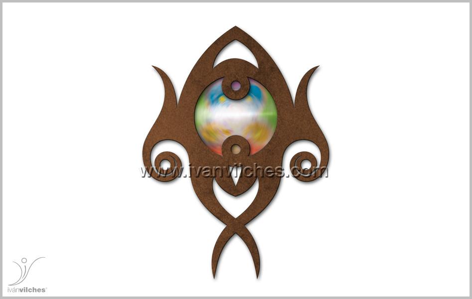 Holocosmic mirror Dimensional Dendet