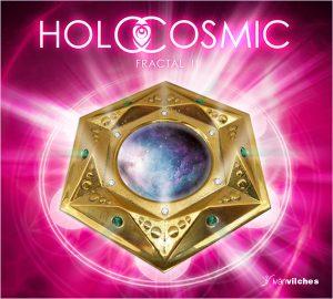 HoloCosmic music cd Fractal 2