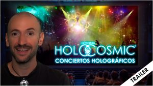 holographic concerts