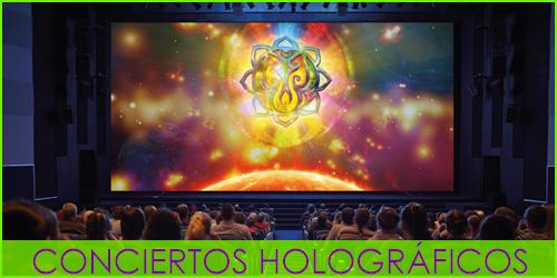 Conciertos Holográficos