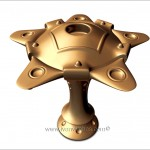 Holcosmic Escultura Cosmica Elvet2