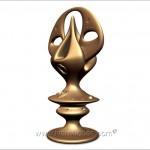 Holocosmic Escultura Cosmica Ishum5