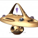 Holcosmic Escultura Cosmica Kielum3