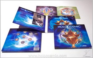 holocosmic digipack