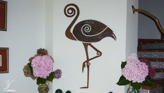 Escultura de Pared Armoniosa Presencia2