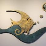 Escultura de Pared Mar de Sueños2