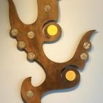 Escultura de Pared Consciencia Cosmica2