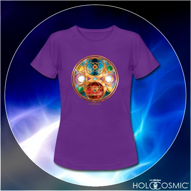 Camiseta Holocosmic Andeia