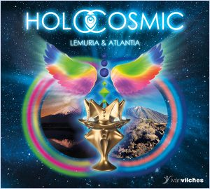 Album musica holocosmic lemuria atlantida
